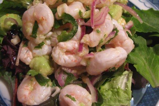 Nancy Harmon Jenkins Shrimp Ceviche