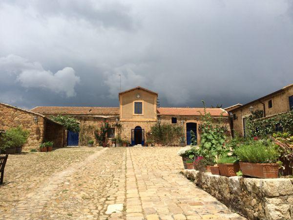 entrance to Case Vecchie