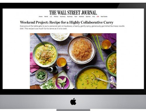 Highly Collaborative Curry Recipe Jenkins