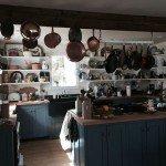 a Maine kitchen