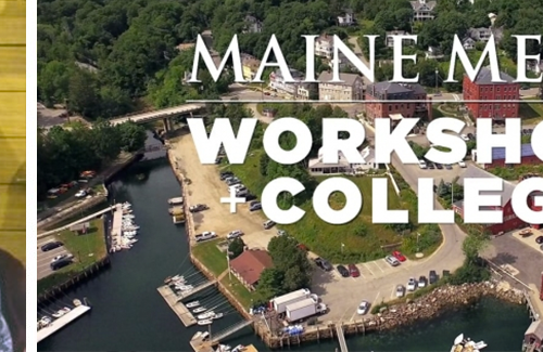 Nancy Jenkins Writing Class at Maine Media Workshops